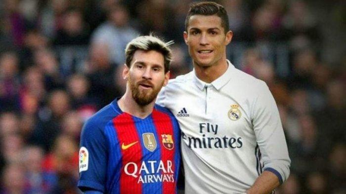 Juventus Hajar Barcelona 3 Gol Tanpa Balas, Ini Kata Ronaldo soal Rivalitas dengan Lionel Messi