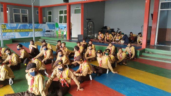 Mengintip Suasana Tahanan Anak di Palu, Layaknya Taman Bermain, Tiap Kamar Diberi Nama Superhero