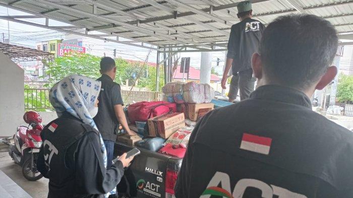 ACT Sulteng Open Donasi untuk Warga Palestina
