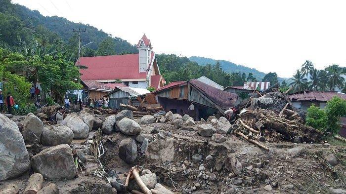 Pemkab Sigi Bakal Relokasi Korban Banjir Bandang, Terutama Rumah Warga di Bantaran Sungai