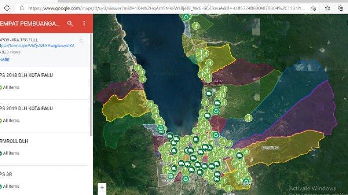 26 Armada Angkut Sampah di Kota Palu Setiap Hari Pemkot: TPA Kawatuna Hampir Penuh