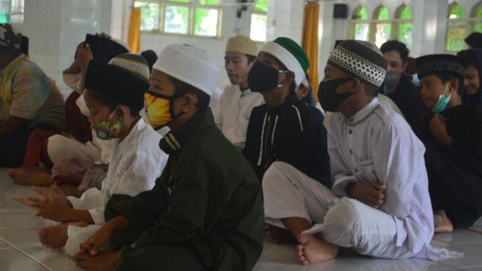Semarakkan Ramadan, 58 Anak Ikuti Lomba Islami di Masjid Jami Palu Barat