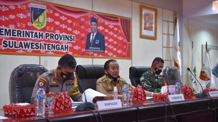 Sah, Rapid Test Antigen Jadi Syarat Masuk Sulawesi Tengah