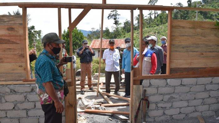 Ditemui Gubernur Longki Djanggola, Korban Tragedi Lemban Tongoa Sigi Dapat Santunan Duka Rp60 Juta