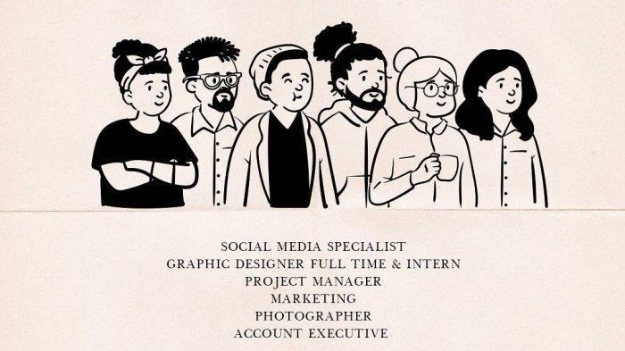 Lowongan Kerja Nappa Milano Graphic Designer, Social Media, Account Executive, Hingga Photographer