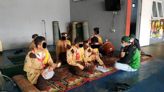 Suasana LPKA Kelas II Palu, Jl Dewi Sartika, Kelurahan Birobuli Selatan, Kecamatan Palu Selatan, Kota Palu, Sulawesi Tengah, Sabtu (10/4/2021).