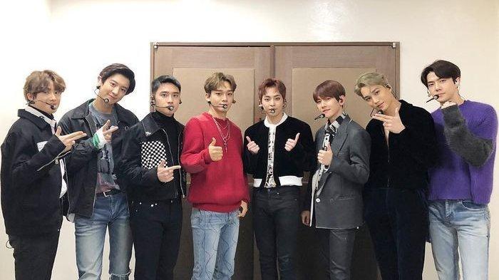 Ada Pihak yang Minta Chen Mundur, SM Entertainment Tegaskan Tidak Ada Anggota EXO yang Keluar