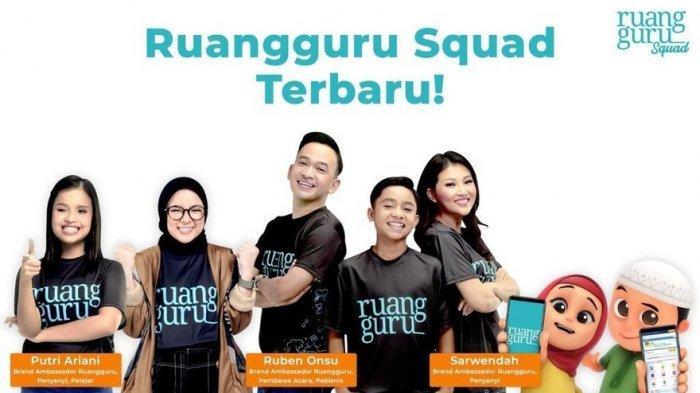 Info Lowongan Magang di Ruangguru: Untuk Mahasiswa Penempatan di Beberapa Bidang, Lokasi di Jakarta