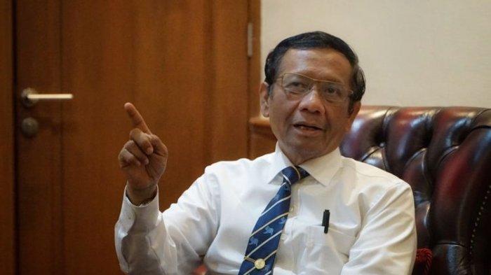 Mahfud MD Sebut Saat Ini Ada 417 Orang Indonesia yang Masuk Daftar Teroris