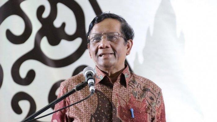 Mahfud MD Sebut Pertemuan Jokowi dan Prabowo Beri Makna Simbolik Bagi Rakyat