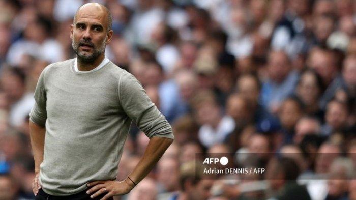 Keok 0-1 Lawan Tottenham, Guardiola Heran City Selalu Kalah dalam 4 Laga Terakhir di Kandang Spurs