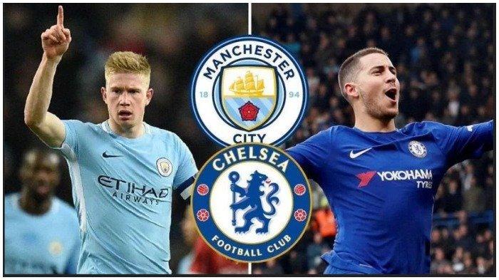 Final Piala Liga Inggris, Cek Jadwal Laga Manchester City vs Chelsea Malam Ini