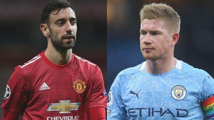 Begini Skenario Juara Liga Inggris Usai Manchester City Ditaklukan Manchester United