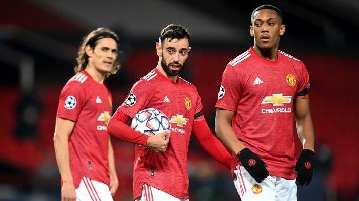 Siaran Live Real Sociedad Vs Manchester United, Misi Setan Merah Perbaiki Rekor Lawan Wakil Spanyol