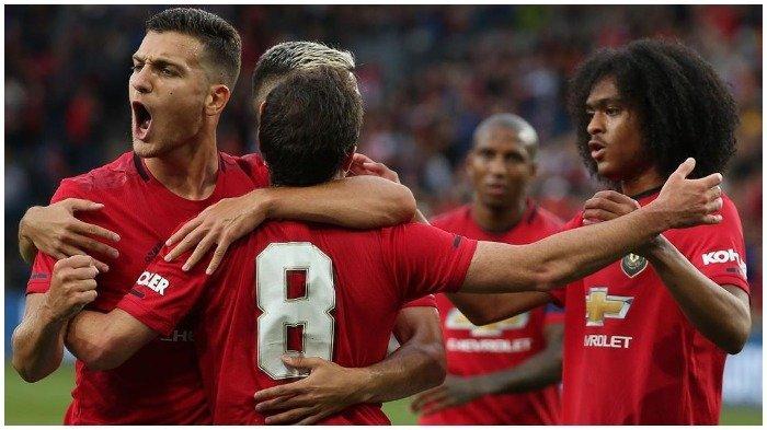 Jadwal Siaran Langsung Liga Europa Malam Ini: LASK Vs Manchester United