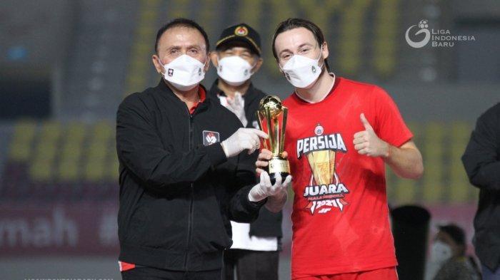 PSSI Rilis 34 Nama Pemain yang Ikut TC Timnas, Shin Tae-Yong Ikut Panggil Marc Klok