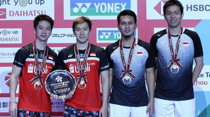 Update Ranking BWF Pasca-Malaysia Masters 2020: Sampai Semifinal, The Daddies Geser The Minions?