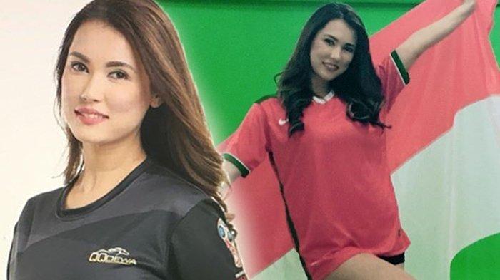 SEA Games 2019 - Maria Ozawa akan Datang Langsung Dukung Indonesia di Final Cabang Sepakbola
