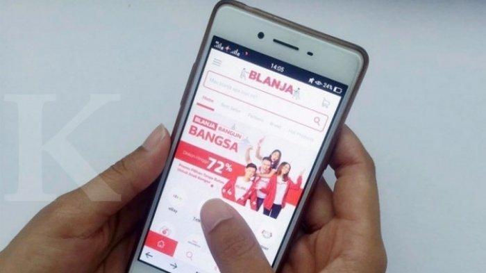 Perusahaan e-Commerce Blanja.com Milik Telkom Segera Dibubarkan, Begini Cara Tarik Saldonya