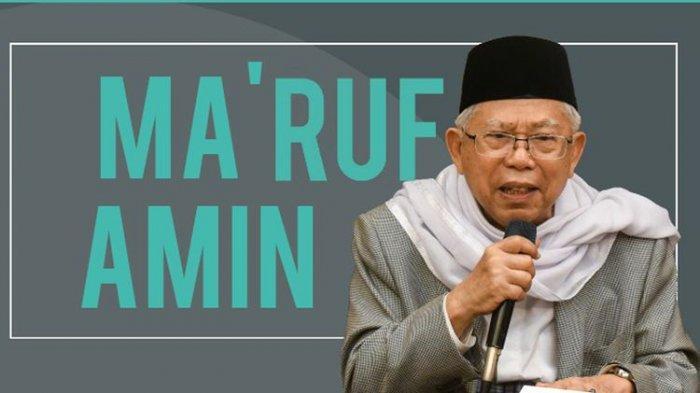 Cetak Sejarah, Ma'ruf Amin akan Menjadi Wakil Presiden Indonesia Tertua yang Dilantik