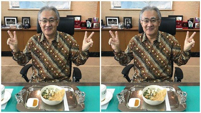 'Rajin' Unggah Makanan Indonesia di Instagram, Dubes Jepang untuk RI Jadi Idola Warganet