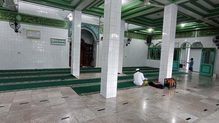 Masjid Alkhairaat Palu Siap Gelar Salat Id, Tak Batasi Jamaah tapi Terapkan Protokol Covid-19