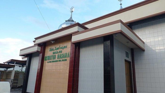 Gelar Tarawih Berjamaah, Masjid Uswatun Hasanah Talise Palu Perketat Protokol Covid-19