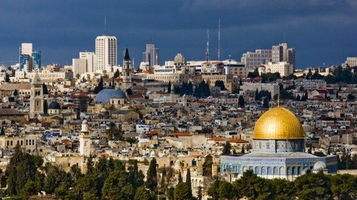 Memohon Wabah Covid-19 segera Usai, Pemuka Agama Kristen, Yahudi, dan Islam Doa Bersama di Yerusalem