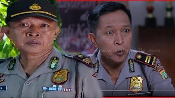 Berperan Sebagai Polisi di Sinetron, Ternyata Ini Profesi Asli Masran, Tak Heran Jika Jago Akting