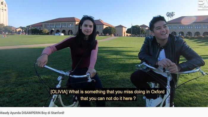 Boy William Tak Percaya Maudy Ayunda Minder Kuliah di Universitas Stanford Karena Ini: Stop It!