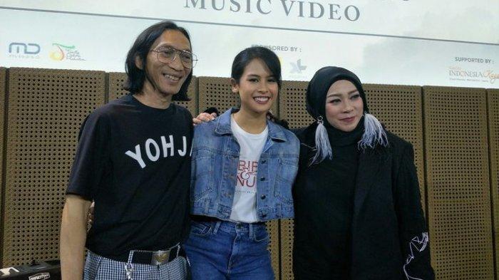 Maudy Ayunda Mengaku Bangga Bawakan lagu Ciptaan Melly Goeslaw dan Anto Hoed di Habibie & Ainun 3