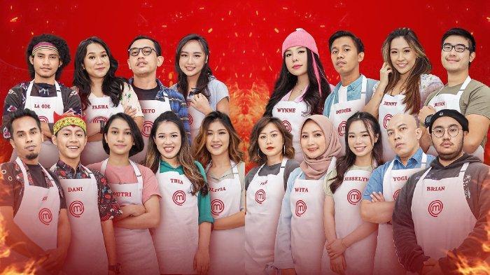 Rekap Hasil MasterChef Indonesia Top 7: Sudah 7 Kali Pressure Test, Olivia Berhasil Selamat Lagi