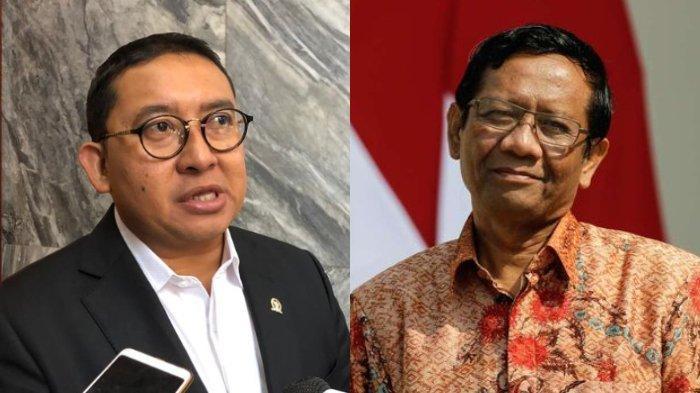 Gus Nur dan Aktivis KAMI Positif Covid-19, Fadli Zon Singgung Mahfud MD: Siapa yang Tanggung Jawab?