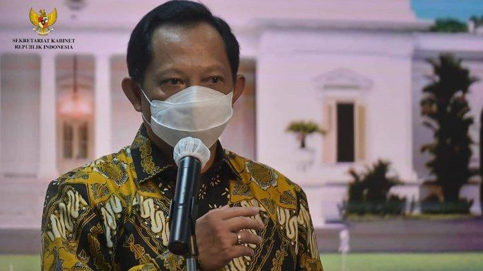 Tito Karnavian Ingatkan PNS untuk Bersyukur: di Tengah Situasi Sulit Ini Kita Masih Diberi THR