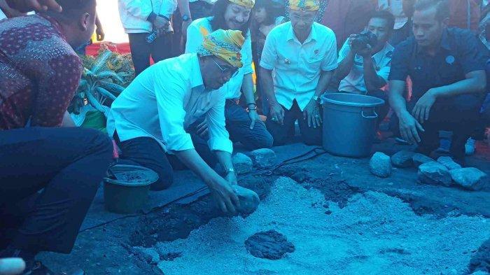 Menteri Perhubungan RI Resmikan Masjid dan Sekolah di Hasil Konser Amal Abdee Slank