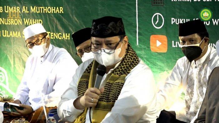 Menko Airlangga Gelar Haul di Klaten Bersama Habib Syeikh, Ternyata Masih Keturunan Ki Ageng Gribig