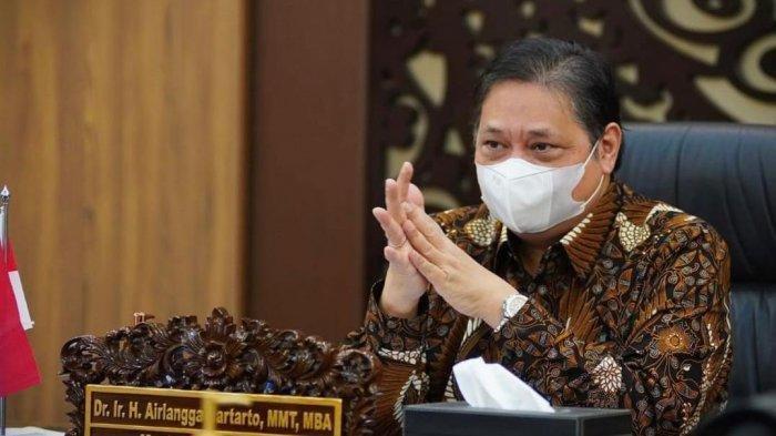 Menko Airlangga Sebut Bantuan Tunai Rp 1,2 Juta untuk Pedagang Kaki Lima dan Warung Akan Cair