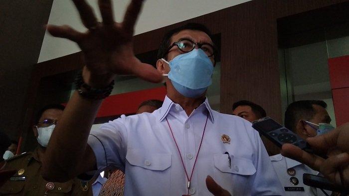 Menteri Yasonna Laoly Resmikan Desa Sadar Hukum di Sulteng: Bisa Tekan Kasus Terorisme dan Narkoba