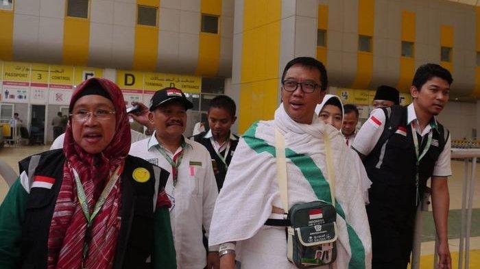 Tunaikan Ibadah Haji, Menpora Imam Nahrawi Doakan Sepakbola Indonesia Kembali Jadi Macan Asia