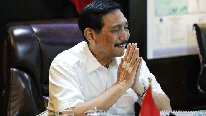Presiden Jokowi Pecat Pejabat PT Pertamina yang Doyan Produk Impor, Menko LBP Ungkap Kronologi