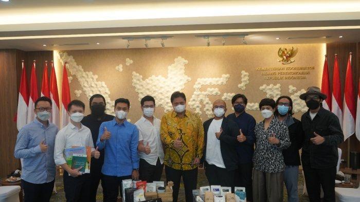 Menko Airlangga Apresiasi Kolaborasi Mendorong Pertumbuhan Industri Kopi Indonesia