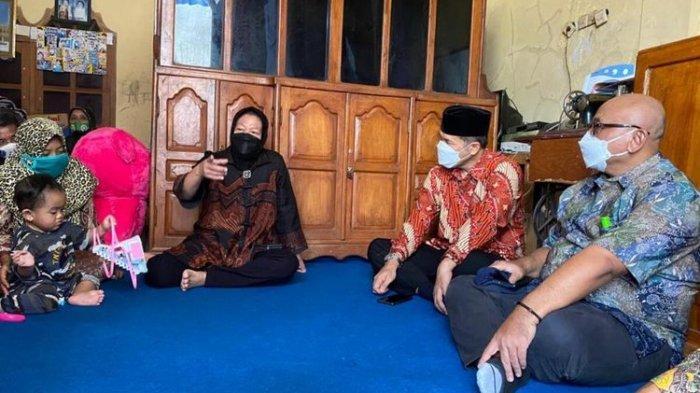Istri Lettu Rintoni Kru KRI Nanggala Mohon Temukan Jasad Suaminya: Kalau Gugur Harus Ada Buktinya