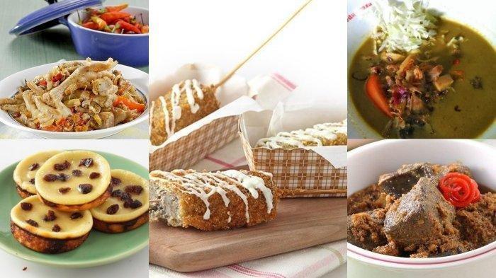 Aneka Resep Kuliner Nusantara: Tongseng, Ceker Mercon, hingga Camilan Pisang Nugget dan Kue Lumpur
