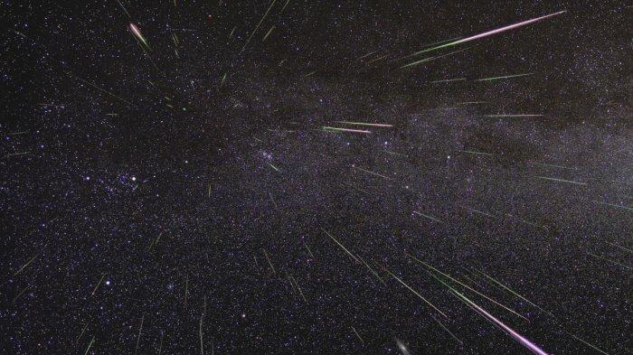 7 Fenomena Langit Desember 2020: Hujan Meteor Gemi