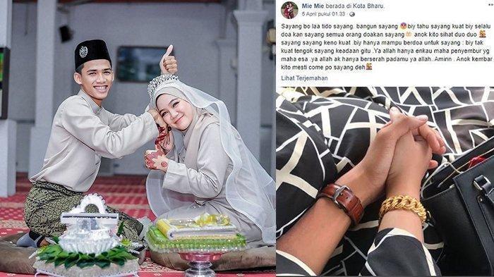 Viral Kisah Pilu Pasutri di Malaysia, Istri Meninggal setelah Lahirkan Bayi Kembar, Sempat Koma