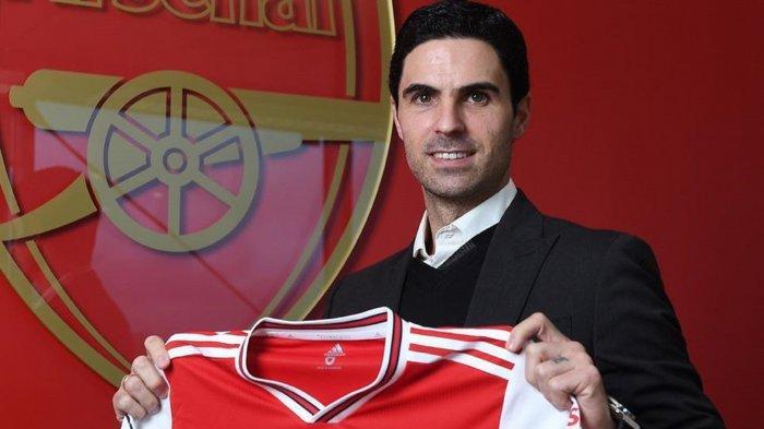 Mikel Arteta Resmi Jadi Manajer Anyar Arsenal untuk 3,5 Tahun Mendatang