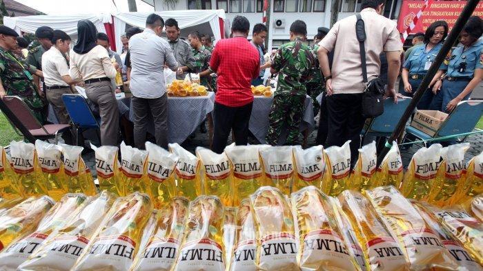 Mulai 2020, Pemerintah Akan Larang Minyak Goreng Curah Diperjualbelikan