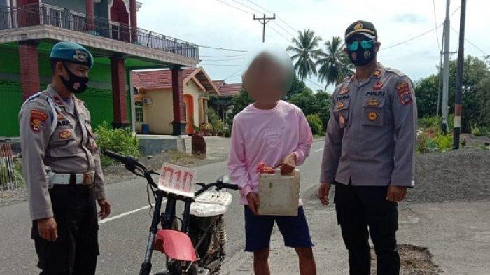 Kedapatan Bawa Miras, Pria di Bonebalantak Banggai Diamankan Polisi