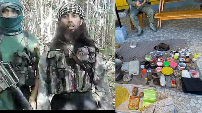 Markas Teroris MIT Digeledah, TNI-Polri Temukan Amunisi dan Senjata Tajam Ali Kalora Cs