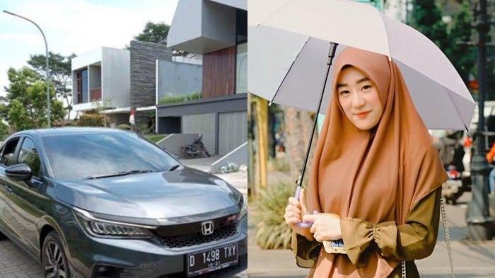 Mobil Diambil Usai Cerai Alvin, Kini Larrisa Chou Beli Hasil dari Keringat Sendiri Demi Anaknya